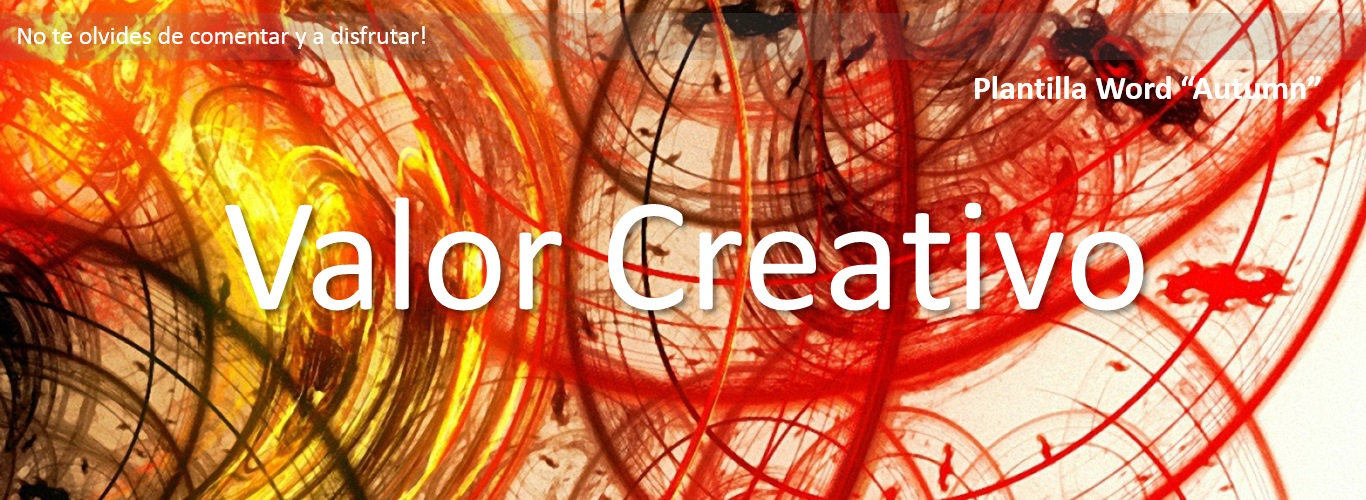 Valor Creativo: Informes Profesionales - Secretos Word: \
