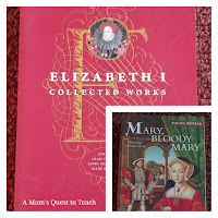 Children's Book, History, Elizabeth I