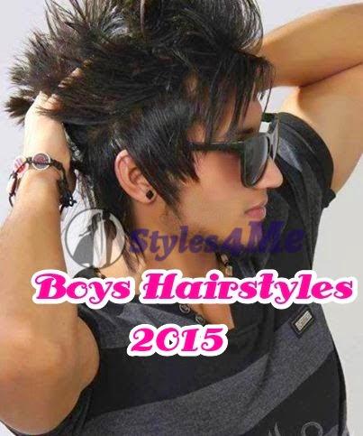 boys hairstyles 2015 haircuts