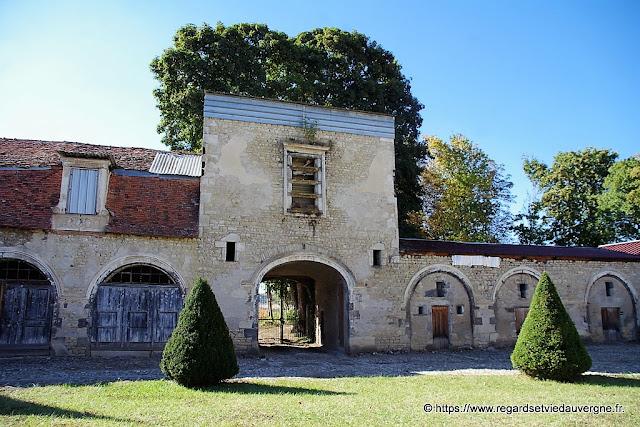 Château de Villemont, Vensat,63
