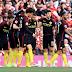 Manchester City deixou de ganhar dois pontos contra o Arsenal em Londres