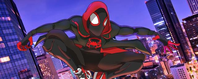 Rodney Rothman, um dos responsáveis por Homem Aranha no Aranhaverso, disse ao Variety durante entrevista, que a continuação da animação se passará dois anos após os eventos do filme. Ele não deu muitos detalhes, apenas que a produção já se iniciou para que ainda é muito primário.