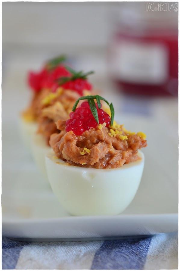 Huevos rellenos las mejores 5 recetas- Huevos rellenos para niños- Huevos rellenos receta paso a paso