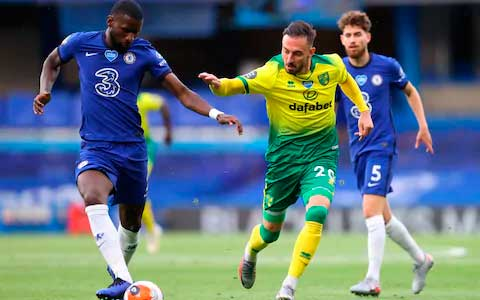Chelsea vs Norwich City - Extended Highlights