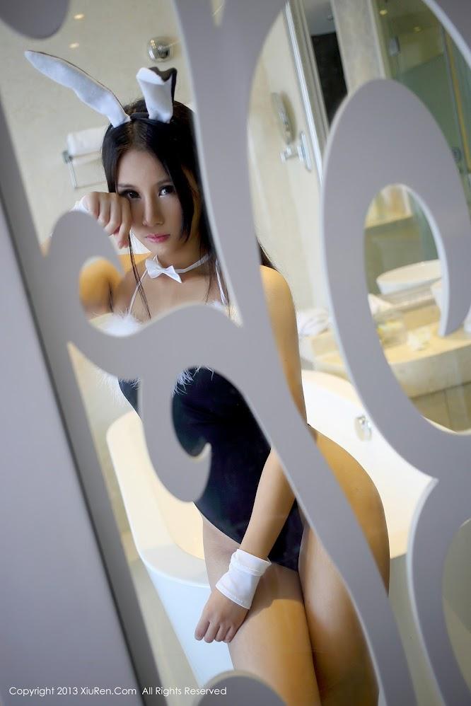xr_0023.rar.0033 XIUREN No.23 hanhan Blackangela [67P/76MB] xiuren 0314