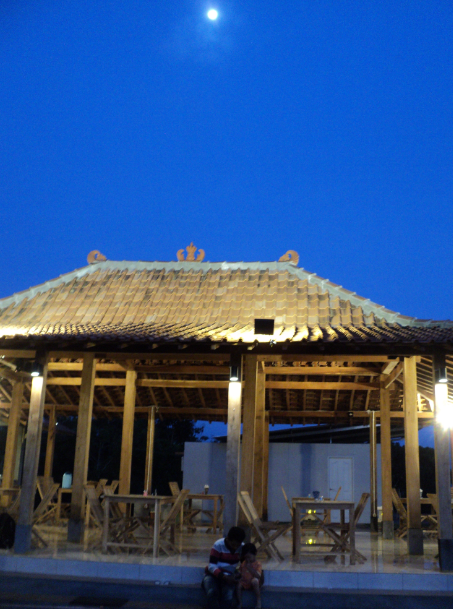 resort di Gunung Kidul