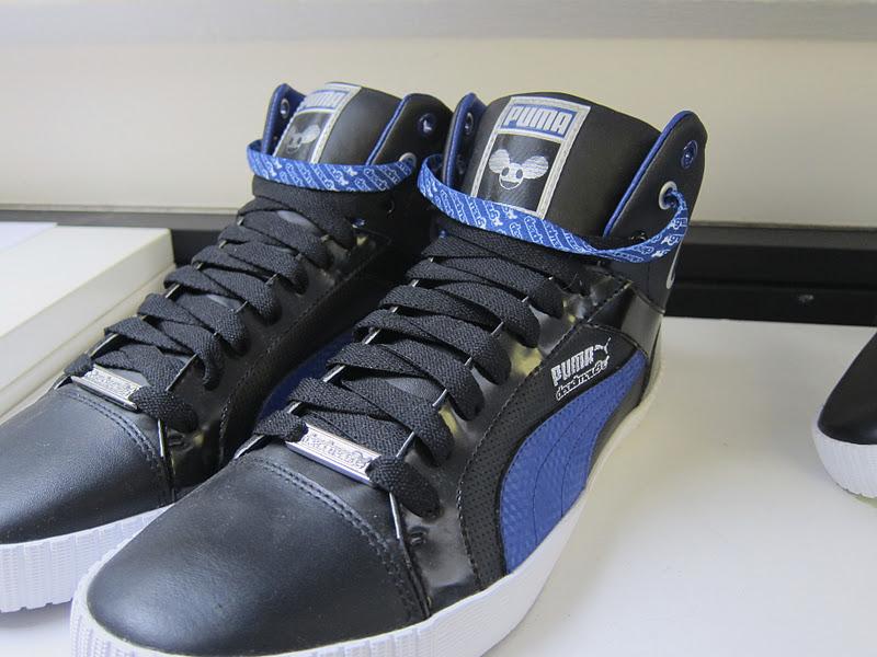 3fa8fdc7f0b COM I Extraordin Deadmau5 x PUMA Candy Couture Article sponsorisé par  Goviralnetwork PUMA Deadmau5 Collection for Foot Locker (Trainer Freaks  Listen Up) ...