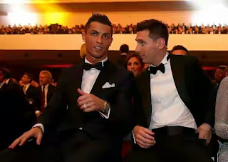 Lionel Messi Named 2015 Ballon D'or Winner Ahead Of Neymar, Ronaldo