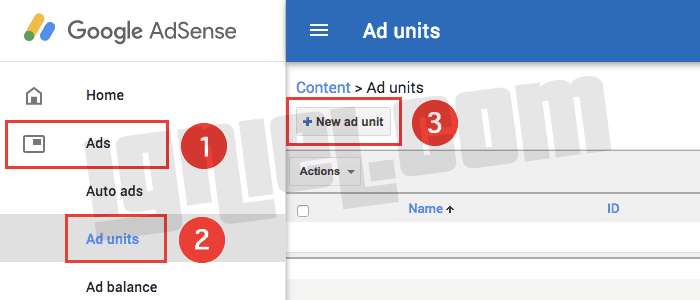 Pasang In-Feed Ads Google AdSense di Halaman Depan Blogger