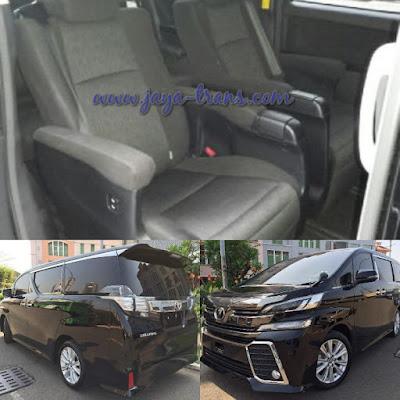 Jaya Trans Rent Car Tempat Sewa Velfire di Semarang dan Area Jawa Tengah