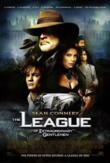 Sinopsis Film The League of Extraordinary Gentlemen (2003)