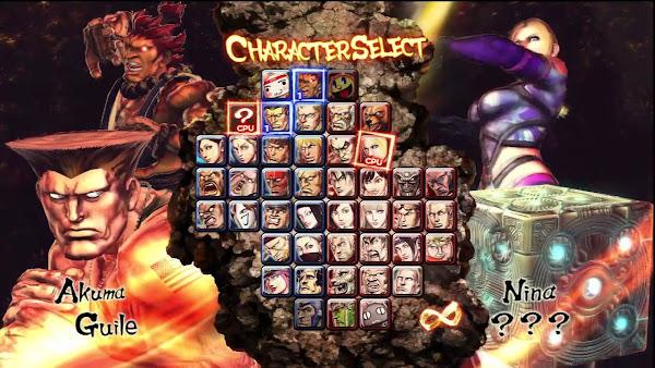 Street Fighter X Tekken (EUR + DLC) PS3 ISO Screenshots #3