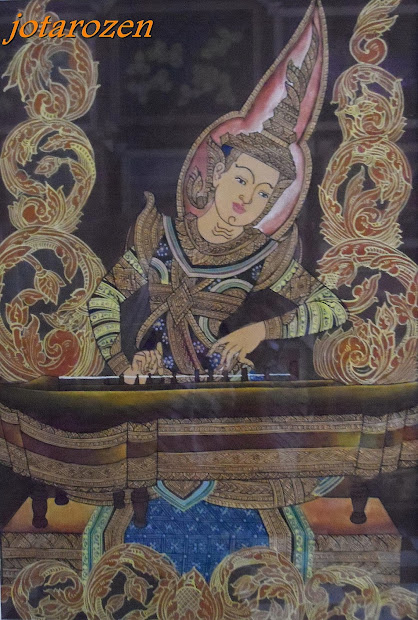 Traditional Cambodian Paintings