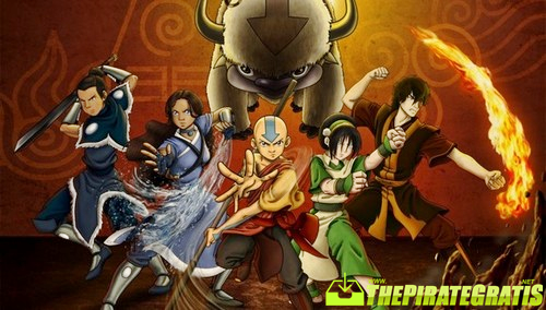 Download Avatar - A Lenda de Aang Completo Dublado Torrent