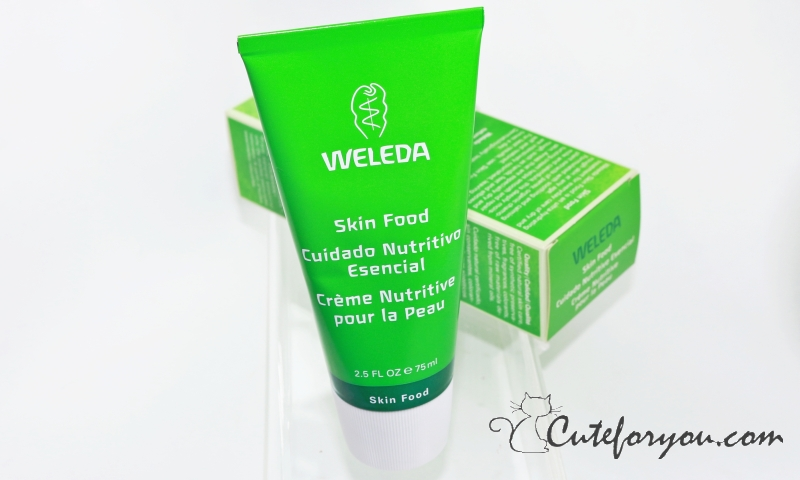 weleda skin food review, weleda skin food reseña, weleda skin food, karolina luke beauty blogger argentina, blog de maquillaje argentino, cute for you, cosmética orgánica, weleda, bblogers