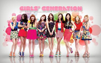 Biodata dan Foto Personil SNSD / Girls' Generation