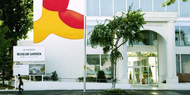 Bottazzi Miyanomori Museum of Art Sapporo
