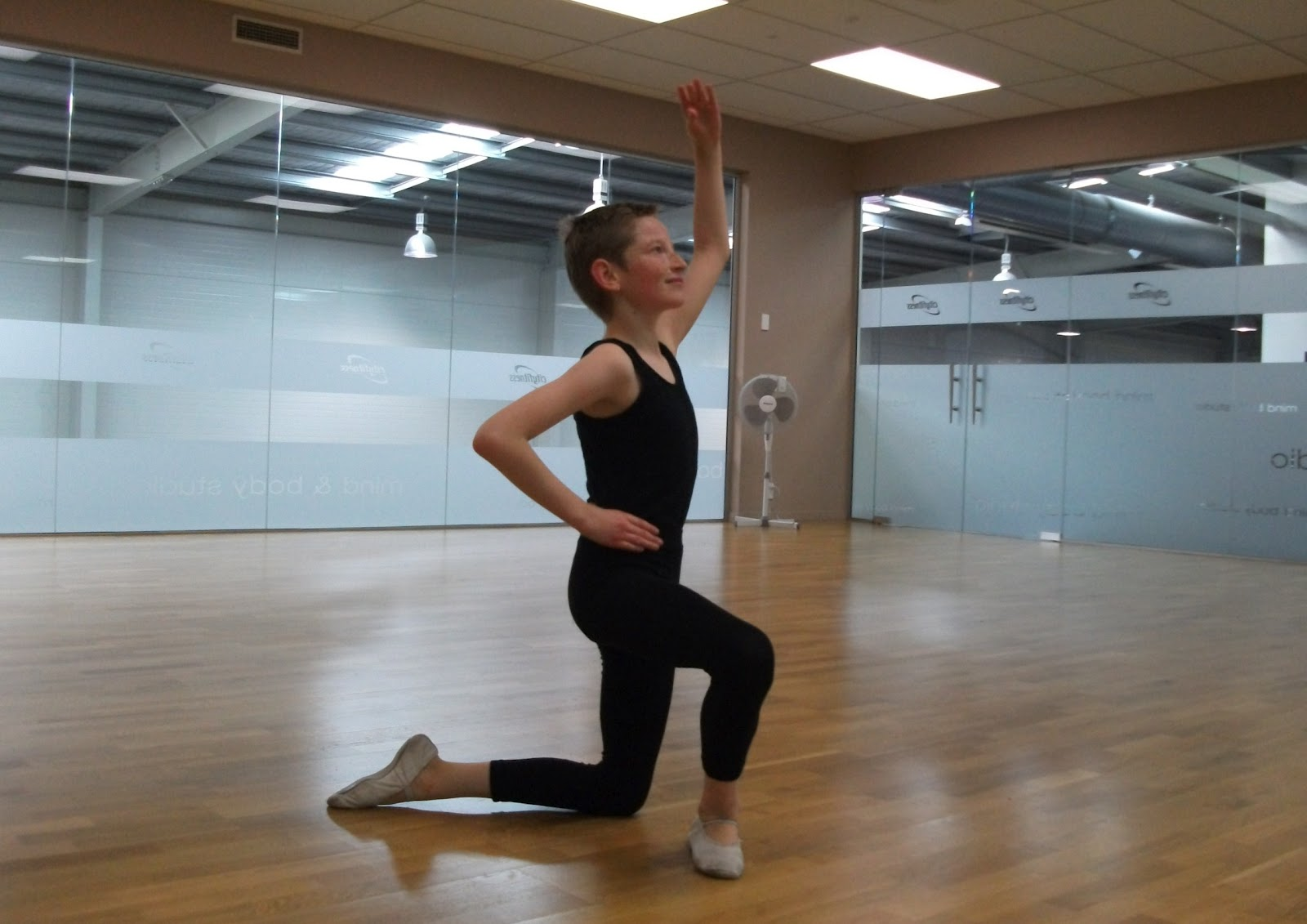 Ballet Boy New Zealand: Today at the gym and Kapiti Comps