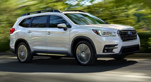 Reports, Subaru, Subaru Ascent, SUV