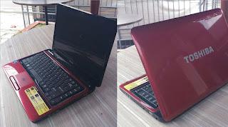 Laptop Bekas Toshiba L645