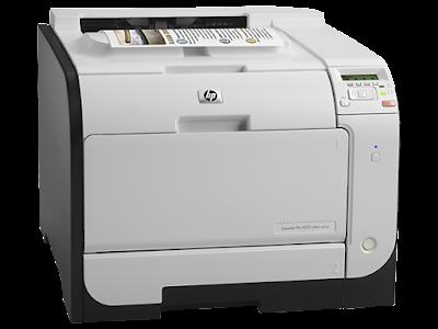 HP laserjet Pro 400 M451DW Printer Driver Download