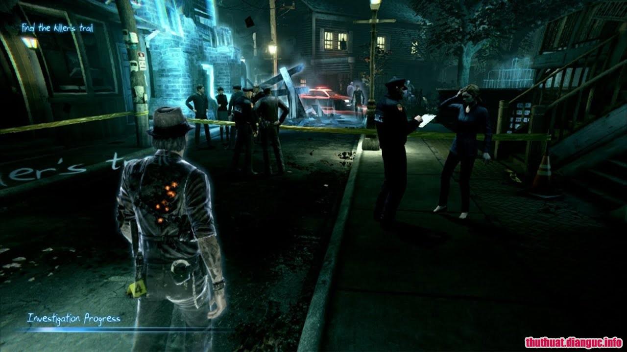 Tải game Murdered Soul Suspect miễn phí, Tải game Murdered Soul Suspect full crack miễn phí, Game Murdered: Soul Suspect