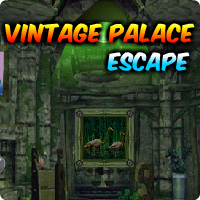 AVMGames Vintage Palace Escape Walkthrough
