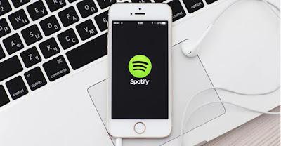 Spotify offre tre qualità diverse in formato Ogg Vorbis