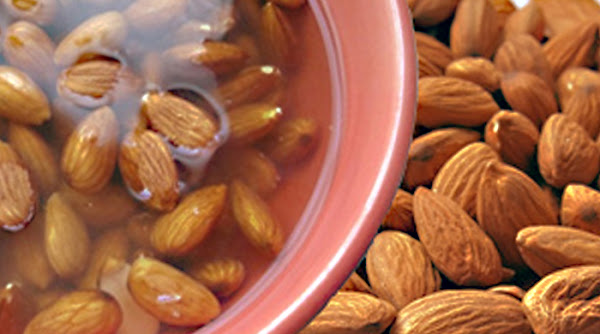 Why Almond Soaking in Water