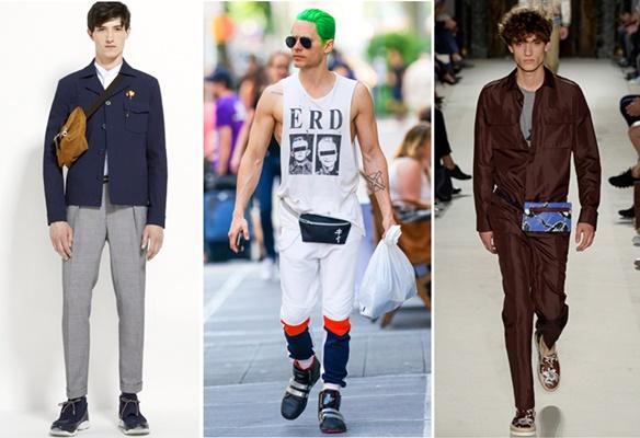 pochetes masculinas dicas