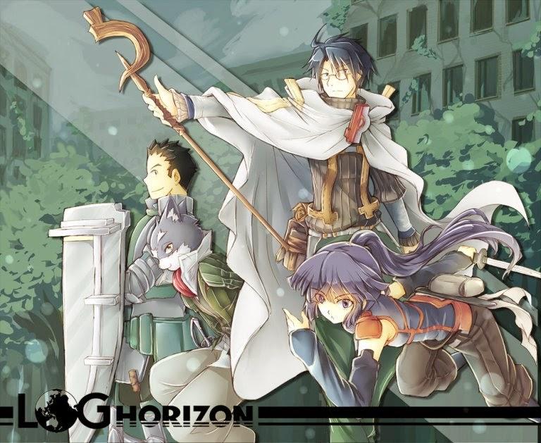 Kemiripan Utama Yang Dimiliki Oleh Log Horizon Dengan Sword Art Online Terletak Di Ceritanya Dimana Kedua Anime Ini Memiliki Latar Sama Yaitu Tentang