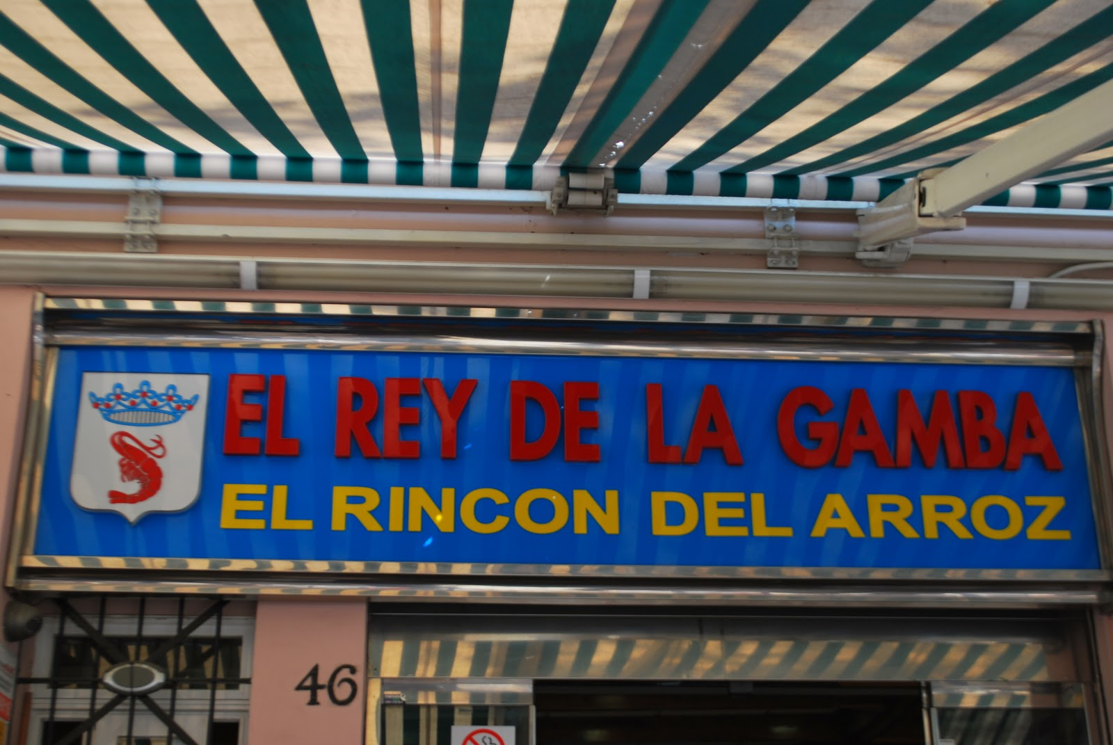 El Rey De La Gamba Seafood Heaven In Barcelonagusto Guides