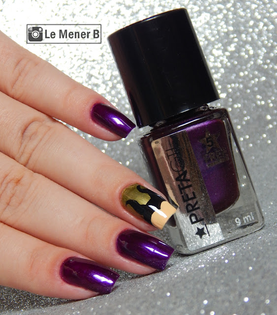 unhas Maleficent