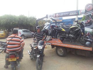 Motocicletas-Keeway-Camion-Keeway