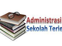 Administrasi Sekolah Lengkap dari SD, SMP dan SMA