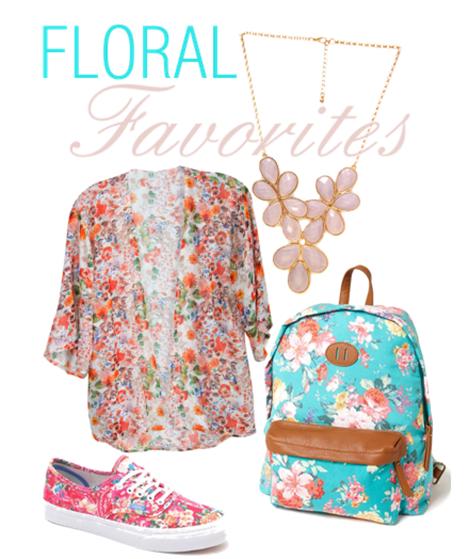 A Good Hue floral favorites