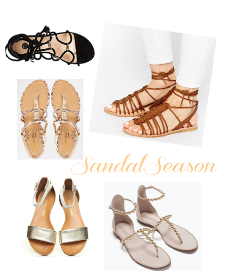 405f373bdcd6b2 Lustrous.ie  Sandal Season