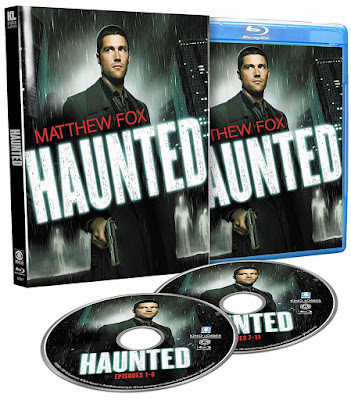Haunted: The Complete Series Blu-ray