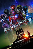 Cartaz de Power Rangers