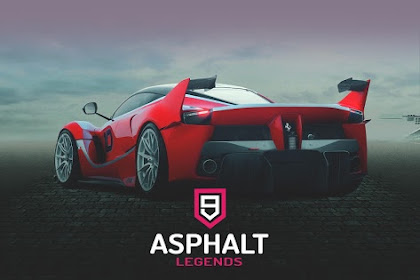 Asphalt 9: Legends v1.3.1a MOD APK + OBB DATA (Unlimited Money)