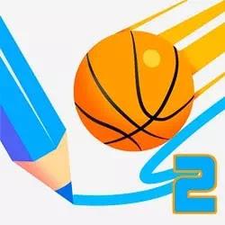 Süper Basket Çizgisi 2 - Super Dunk Line 2