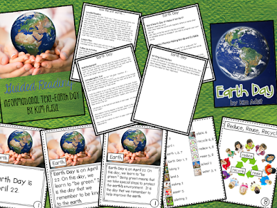 https://www.teacherspayteachers.com/Product/Guided-Reading-Informational-Text-Earth-Day-by-Kim-Adsit-2501499