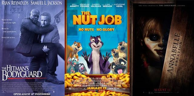 Jadwal Rilis Film Hollywood Terbaik Bulan Agustus 2017