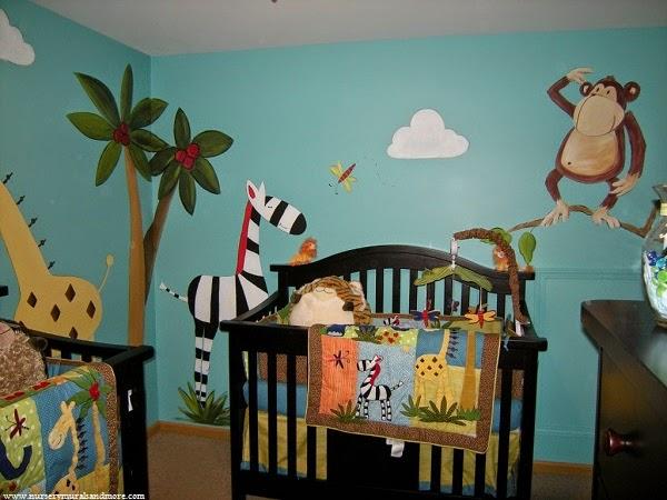 Deco Chambre Jungle | Idées décoration intérieure