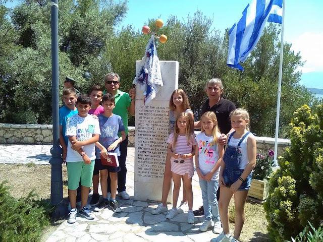 Πρέβεζα: ΣΥΛΛΟΓΟΣ ΣΑΡΑΚΑΤΣΑΝΑΙΩΝ Ν. ΠΡΕΒΕΖΗΣ- Συμμετοχή στις εκδηλώσεις τιμής, παρουσία του ΠτΔ Προκόπη Παυλόπουλου, στη Νικιάνα Λευκάδας