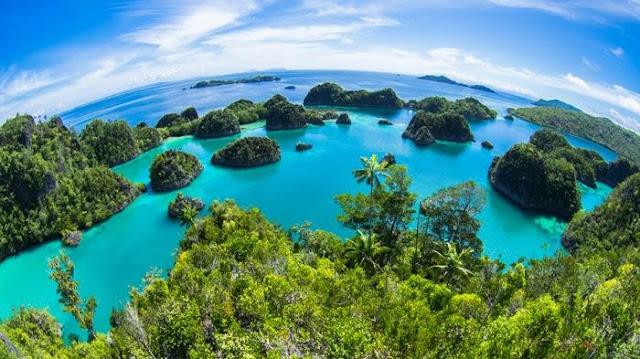 Daftar 11 Negara Kepulauan Terbesar di Dunia