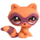 Littlest Pet Shop Singles Raccoon (#779) Pet