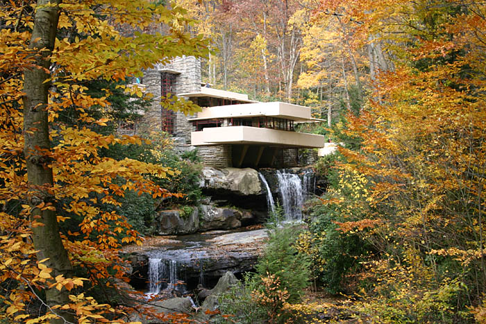 Falling Water Wallpaper 1080p A Day With The Mistress Borghese House Over Waterfall