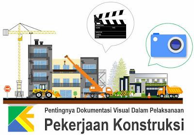 dokumentasi proyek, fhoto proyek, fhoto pelaksanaan bangunan, alat berat