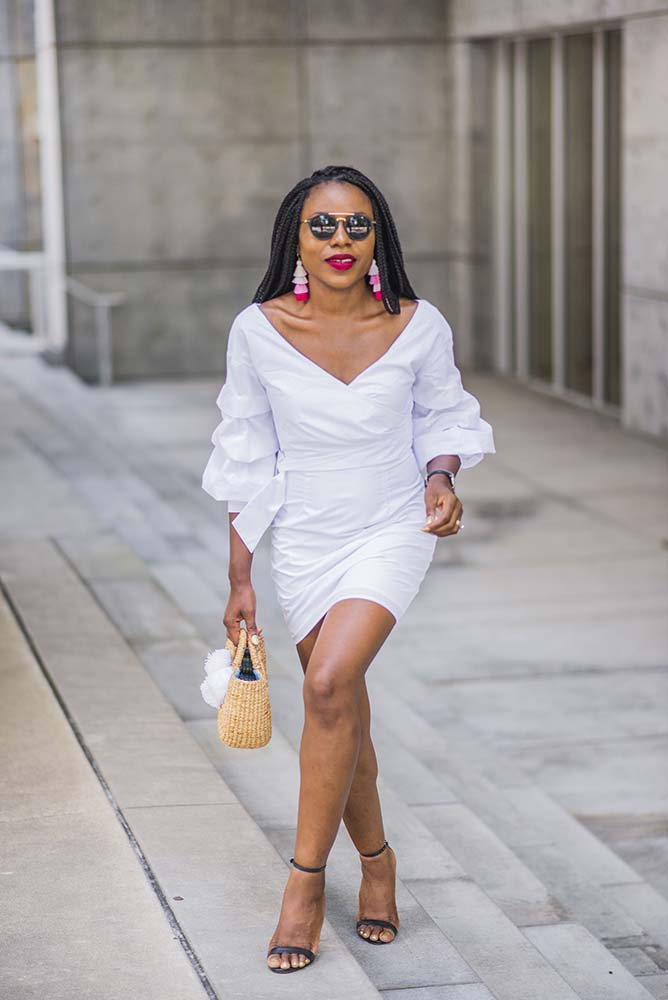 e5ebd73276 How to style a Little White Dress - Titi s Passion